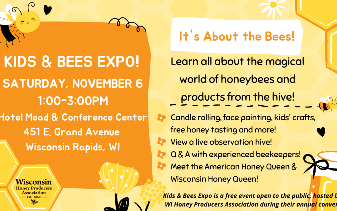 Kids and Bees Expo