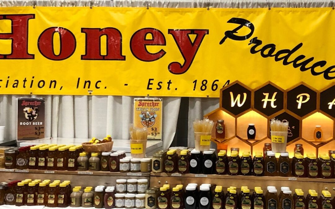 Volunteers Needed at WI State Fair Honey Booth August 5-15, 2021